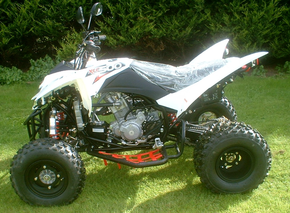 Quad Bike Sales And Service Situated In Shrewsbury Offering Top
